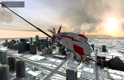 Capturas de pantalla del juego Flight Unlimited Las Vegas para iPhone, iPad o iPod.