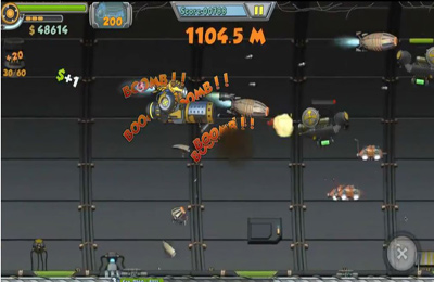 Download FlightFight! iPhone free game.