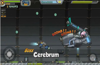 Screenshots vom Spiel FlightFight! für iPhone, iPad oder iPod.