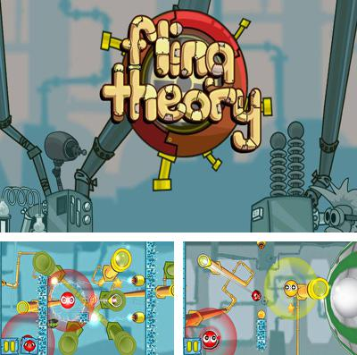 In addition to the game Battle Buddies for iPhone, iPad or iPod, you can also download Fling Theory for free.