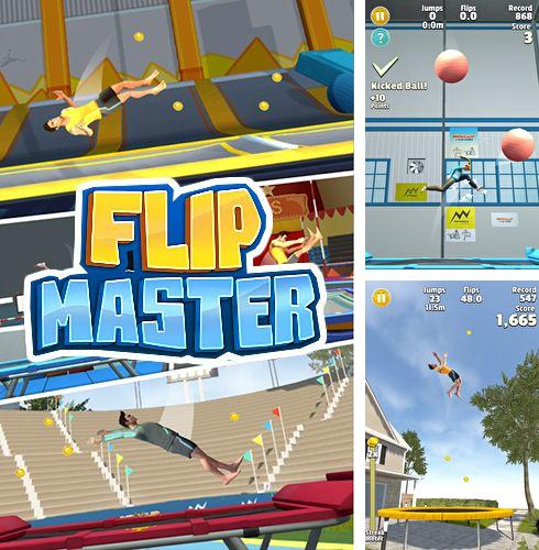In addition to the game Superhero Stickman for iPhone, iPad or iPod, you can also download Flip master for free.