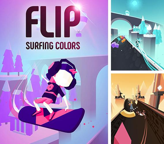 In addition to the game Fat Roll Santa for iPhone, iPad or iPod, you can also download Flip: Surfing colors for free.