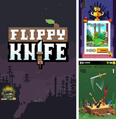In addition to the game Subway Surfers for iPhone, iPad or iPod, you can also download Flippy knife for free.