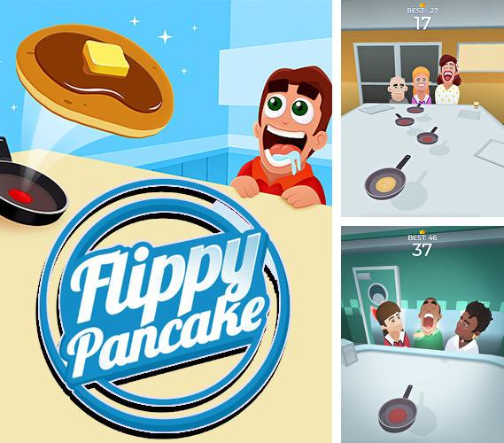 Download Flippy pancake iPhone free game.