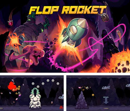 In addition to the game Jet raiders for iPhone, iPad or iPod, you can also download Flop rocket for free.