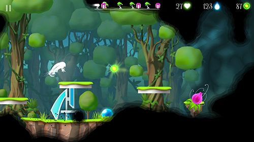 Download Flora and the darkness iPhone free game.