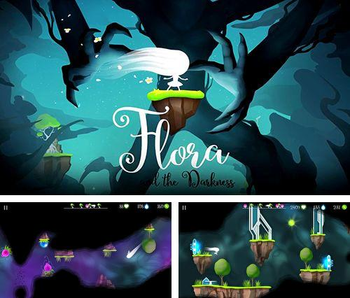 In addition to the game This is not a ball game for iPhone, iPad or iPod, you can also download Flora and the darkness for free.