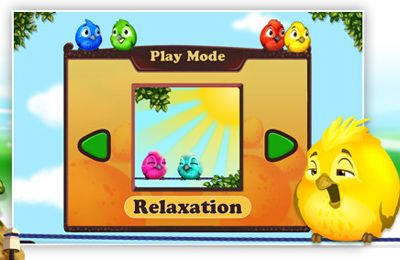 Download Fluffy Birds iPhone free game.