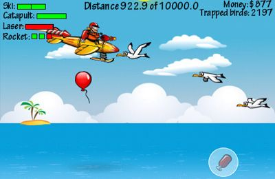 Free Flugtag Pro download for iPhone, iPad and iPod.