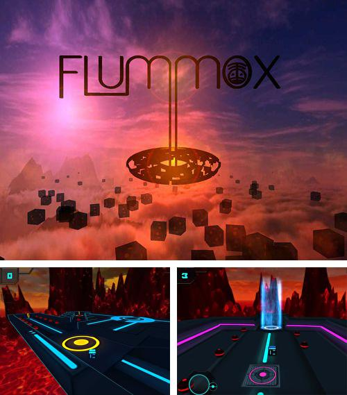 In addition to the game League of angels: Fire raiders for iPhone, iPad or iPod, you can also download Flummox for free.