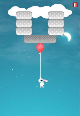 Free Fly Away Rabbit download for iPhone, iPad and iPod.