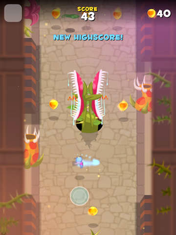 Free Fly by! download for iPhone, iPad and iPod.