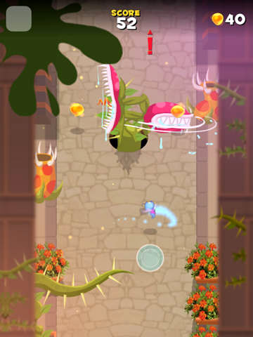 Screenshots of the Fly by! game for iPhone, iPad or iPod.