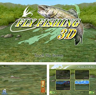 In addition to the game Fly Fishing 3D for iPad mini 4, you can download Fly Fishing 3D for iPhone, iPad, iPod for free.