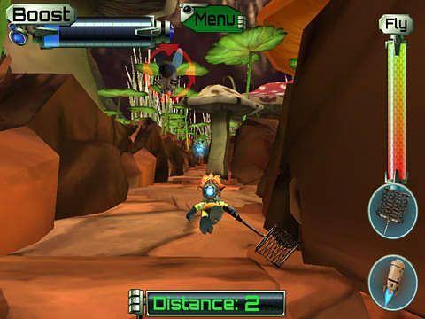 Capturas de pantalla del juego Flyhunter: Origins para iPhone, iPad o iPod.
