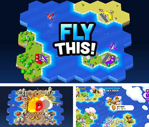 Download Fly this! iPhone free game.