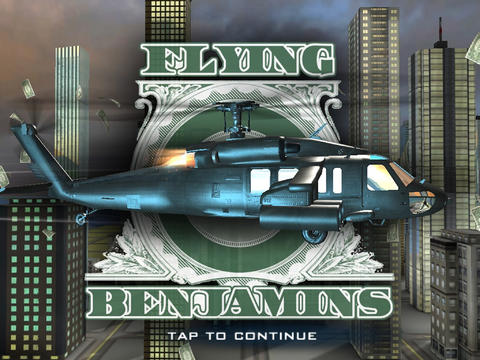 Flying Benjamins