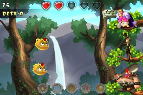Descarga gratuita de Flying monsters para iPhone, iPad y iPod.