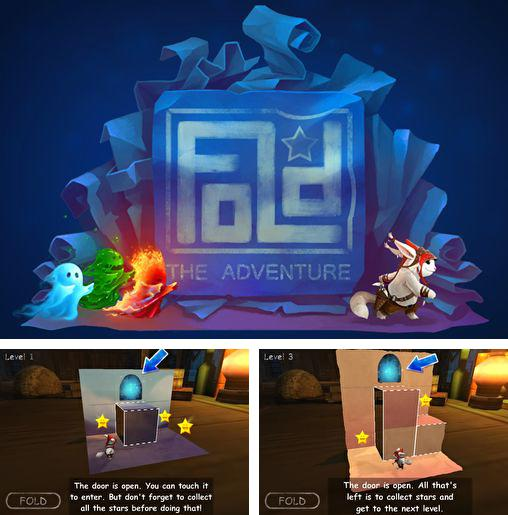 In addition to the game Zya for iPhone, iPad or iPod, you can also download Fold the adventure for free.