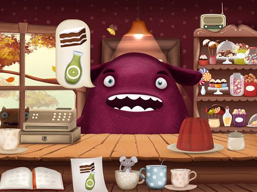Download Foodo kitchen iPhone free game.