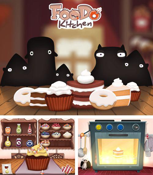 In addition to the game Awake zombie: Hell gate for iPhone, iPad or iPod, you can also download Foodo kitchen for free.