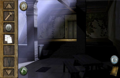 Screenshots of the Forever Lost: Episode 2 game for iPhone, iPad or iPod.