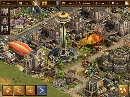 Скачать Forge of empires на iPhone бесплатно