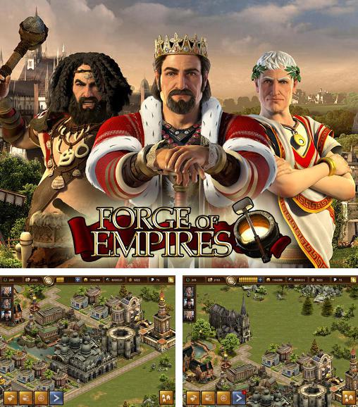 除了 iPhone、iPad 或 iPod 游戏,您还可以免费下载Forge of empires, 。
