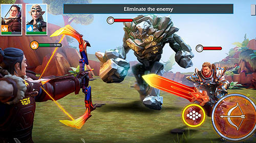 Descarga gratuita de Forged fantasy para iPhone, iPad y iPod.