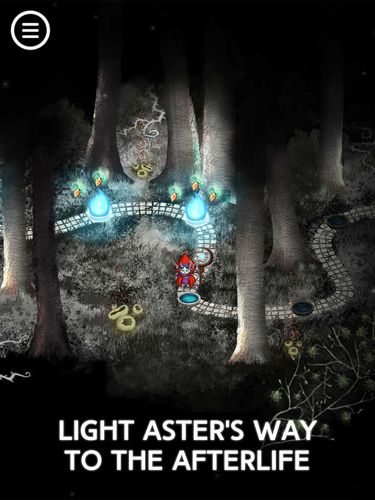 Screenshots vom Spiel Forgotten forest: Afterlife für iPhone, iPad oder iPod.