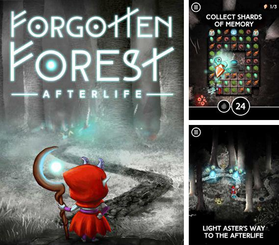 Download Forgotten forest: Afterlife iPhone free game.