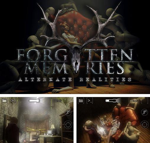 除了 iPhone、iPad 或 iPod 彩色绵羊游戏,您还可以免费下载Forgotten memories: Alternate realities, 。