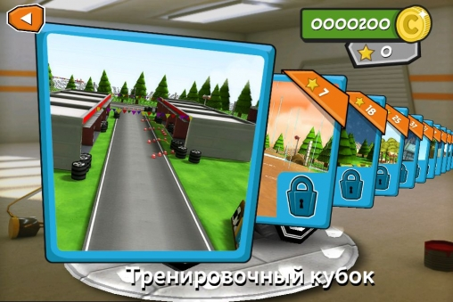 Скачать Formula cartoon all-stars на iPhone бесплатно