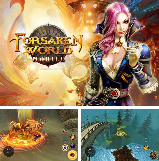In addition to the game Elemental ninja for iPhone, iPad or iPod, you can also download Forsaken world: Mobile for free.