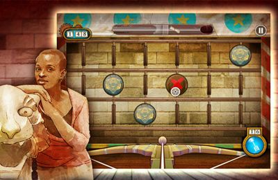 Capturas de pantalla del juego Fort Boyard para iPhone, iPad o iPod.