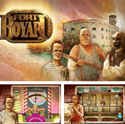 In addition to the game The robot factory for iPhone, iPad or iPod, you can also download Fort Boyard for free.