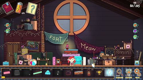 Download Fort meow iPhone free game.