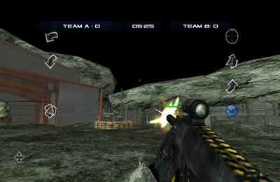 Download Fortress Combat 2 iPhone free game.