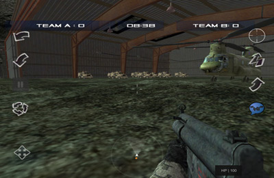 Capturas de pantalla del juego Fortress Combat 2 para iPhone, iPad o iPod.