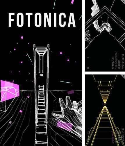 In addition to the game Any landing for iPhone, iPad or iPod, you can also download Fotonica for free.