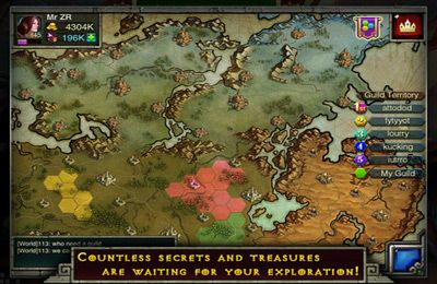Écrans du jeu Four Kingdoms: War on Middle Earth Elite pour iPhone, iPad ou iPod.