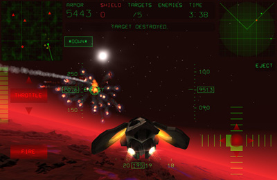 Free Fractal Combat download for iPhone, iPad and iPod.