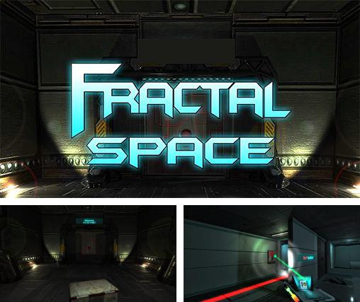 Download Fractal space iPhone free game.