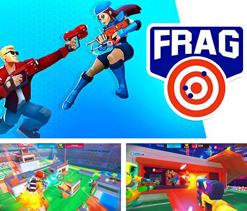 Download Frag pro shooter iPhone free game.