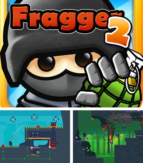 In addition to the game Fran Bow for iPhone, iPad or iPod, you can also download Fragger 2 for free.