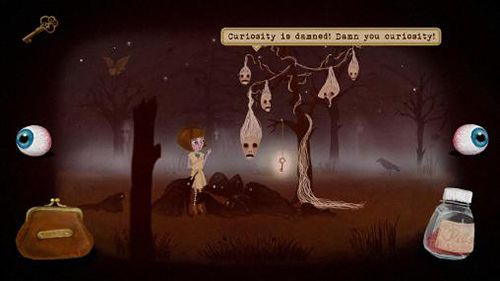 Download Fran Bow iPhone free game.