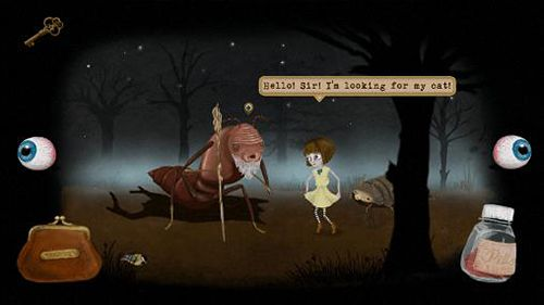 Free Fran Bow download for iPhone, iPad and iPod.