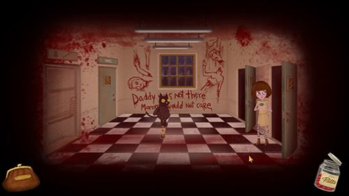 Screenshots of the Fran Bow game for iPhone, iPad or iPod.
