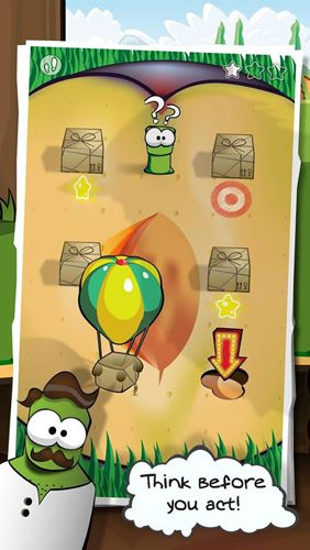 Screenshots of the Frank eleven game for iPhone, iPad or iPod.