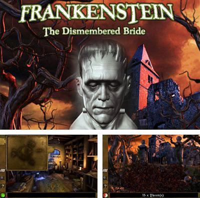 En plus du jeu Géo-tempête  pour iPhone, iPad ou iPod, vous pouvez aussi télécharger gratuitement Frankenstein - La Fiancée Démembrée, Frankenstein - The Dismembered Bride.